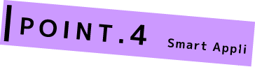 POINT.4 Smart Appli